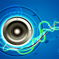 Picture of audio speaker